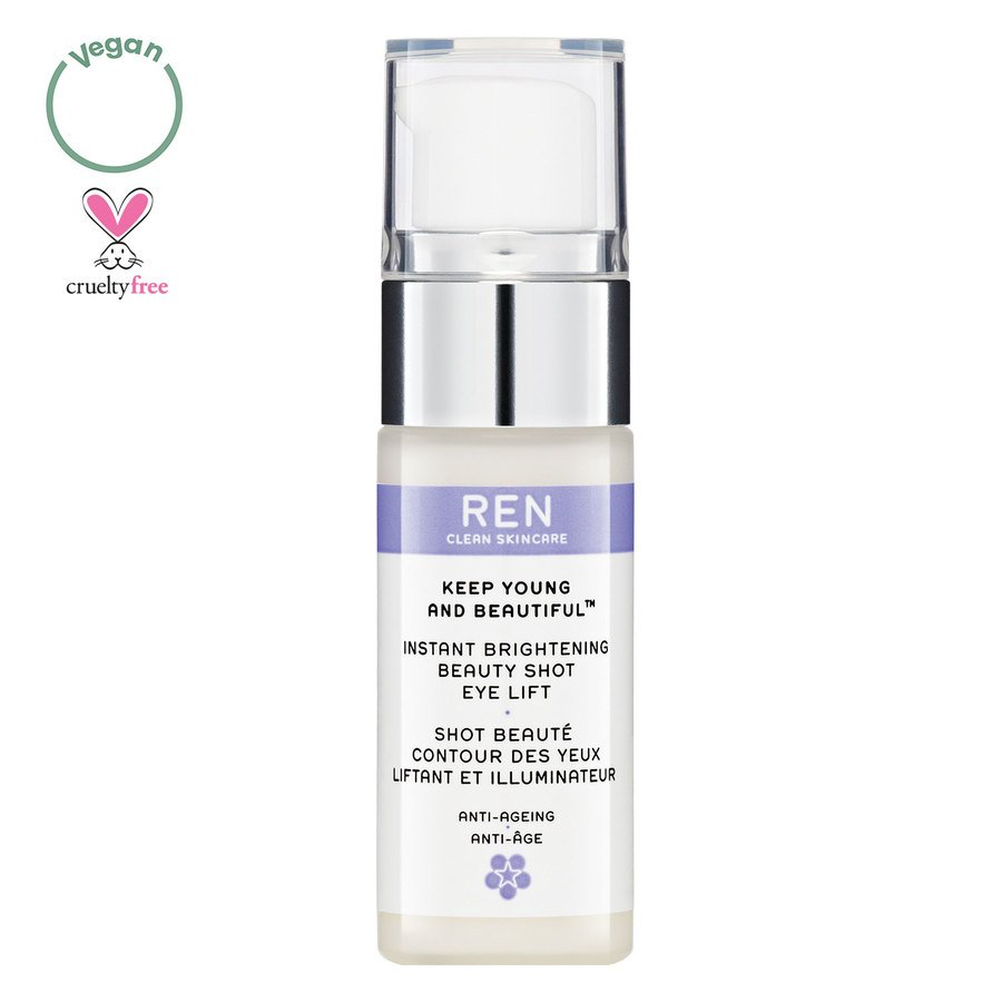 REN Clean Skincare Keep Young and Beautiful Instant Brightening Beauty Shot Eye (30 ml)