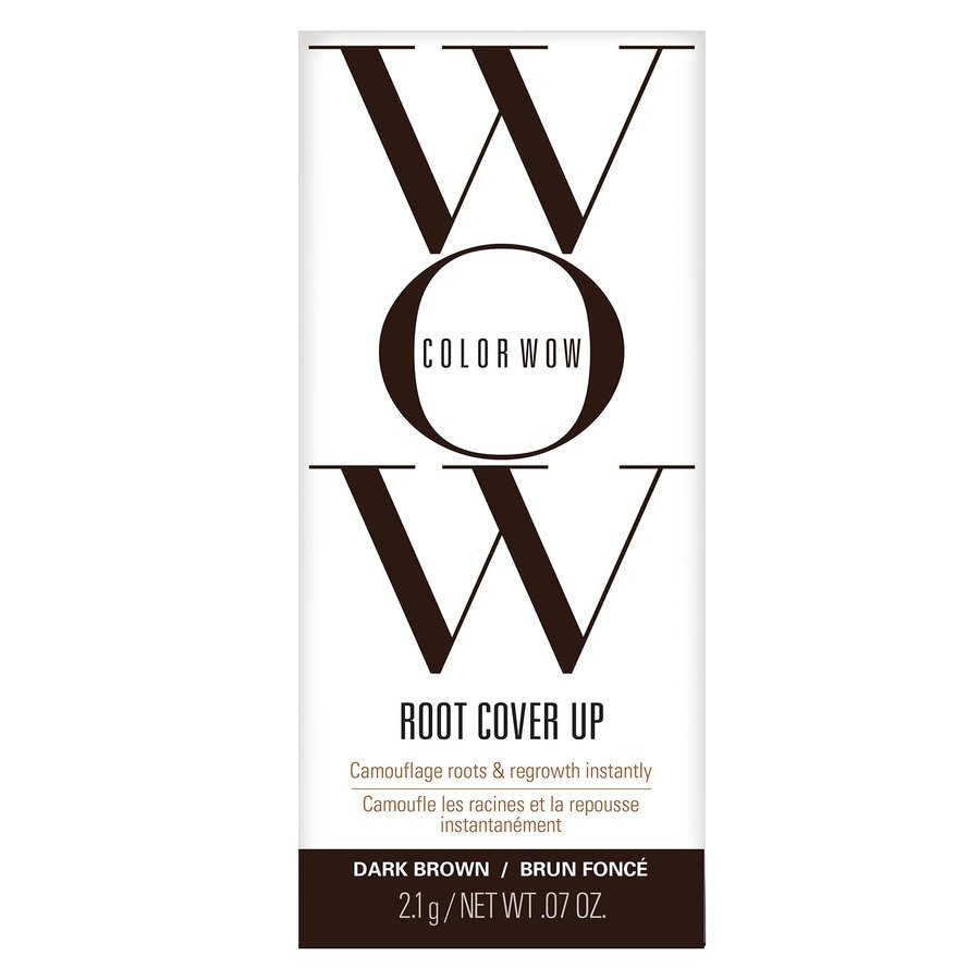 Color Wow Root Cover Up Dark (2,1 g), Brown